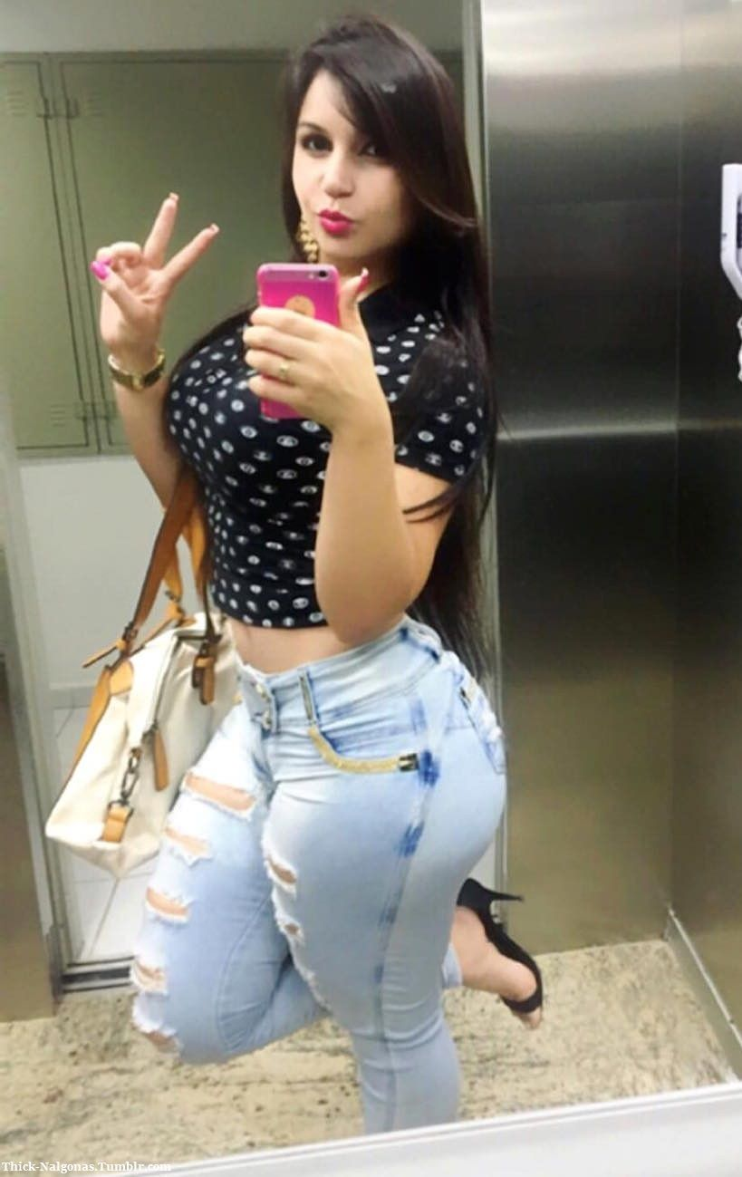 Amateur thick teen