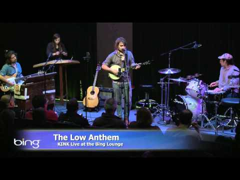 The low anthem youtube